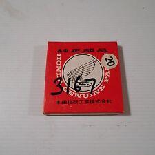 GENUINE HONDA PARTS 1st OVERSIZE RING 0.25MM FL350R ODYSSEY 1985 13012-VM0-305