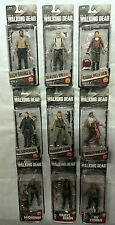 McFarlane The Walking Dead TV Series 6 COMPLETE SET OF 9 w/DARYL DIXON IN STOCK!