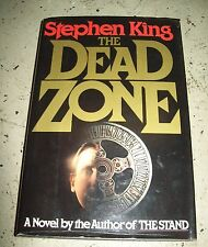 Stephen King The Dead Zone First Edition With Points Hardcover w/Jacket