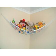 Dream Baby Super Toy Store Jumbo Stuffed Animal Organizer~Hammock/Net+Toy Chain!