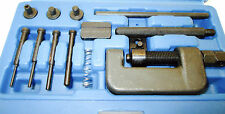 Motorbike Chain Breaker / Splitter Riveter /  Riveting Tool Set By Bergen 6800