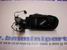 BMW E38 RIGHT HEATED WING MIRROR WITHOUT GLASS 51168266436