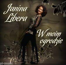 = Janina LIBERA - W moim ogrodzie / CD slaskie / silesia /eska TVS