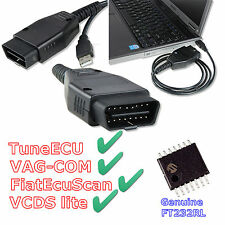 TUNE ECU TUNEECU KKL DIAGNOSTIC INTERFACE CABLE - APRILIA TRIUMPH KTM BIKE