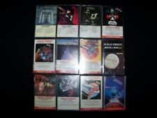Cassette Judas Priest 13 Heavy Metal lot tapes Stained Glass Live Japan Turbo +