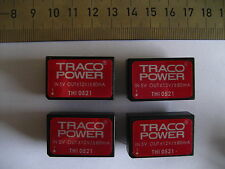 TRACO POWER DC/DC CONVERTER THI 0521 IN 5V OUT +/- 12V +/- 80mA