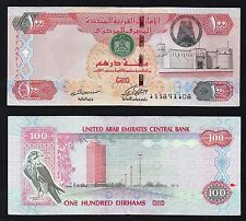 100 dirhams United Arab Emirates 2012 SPL+/XF+  '