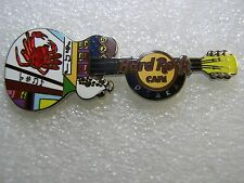 OSAKA,Hard Rock Cafe Pin,Horoscope Gitar Pin