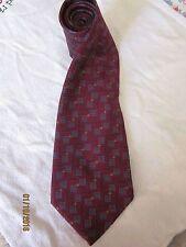 Robert Talbott Red Silk Necktie