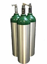 Aluminum Oxygen Cylinder/ D w toggle / EACH
