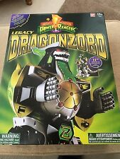 Power rangers Green Legacy Dragonzord megazord MISB + International shipping
