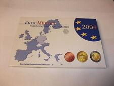 Euro Münzen Kursmünzensatz KMS Deutschland München D Polierte Platte PP 2004