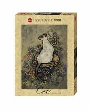 SIAMESE CATS HEYE 1000 PIECE JIGSAW PUZZLE HY29610  Cat Siamese puzzles