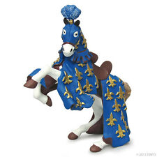 Prince Philips Horse Blue 12 cm Knights And Castles Papo 39258