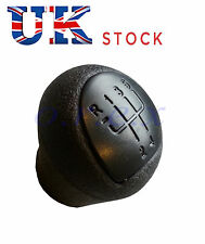 1x Renault Black Gear Shift Knob Lift Reverse Stick fit Clio Kangoo OEM Replace