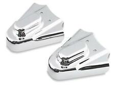 Harley FLSTFI Softail Fat Boy 2001-2006Phantom Swingarm Covers Chrome Kuryakyn