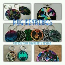 POGs Slammer Keyring - Retro Gift Vintage 90s - Excellent Condition! Kini Tazos.