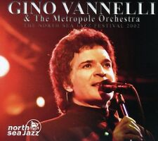 North Sea Jazz Festival 2022 - Gino & The Metropole Orchestra V (2012, CD NIEUW)