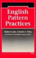 English Pattern Practices (Intensive Course in English)-ExLibrary