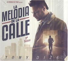 SEALED Tony Dize CD NEW La Melodia De La Calle 3rd Season BRAND NEW