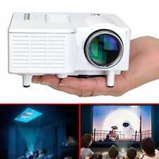 Inicio Cine Teatro Multimedia LED LCD Proyector PC AV VGA USB HDMI HD 1080P