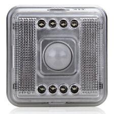 Lampe Auto 8 LEDs Capteur Infrarouge IR Détecteur de Mouvement PIR Sans Fil