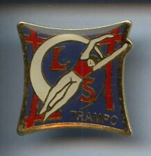 RARE PINS PIN'S .. SPORT GYMNASTIQUE GYM TRAMPOLINO / LS CLUB   ¤6A