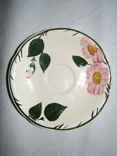 VILLEROY & BOCH  saucer WILD ROSE Germany 5""