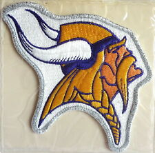 MINNESOTA VIKINGS Willabee & Ward NFL TEAM EMBLEM PATCH COLLECTION ~ PATCH ONLY