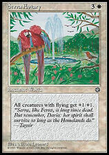 Serra Aviary FINE PLAYED Homelands MTG Magic Cards White Rare