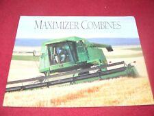 John Deere 9400 9500 9600 Combine Dealers Brochure DKA112 94-10