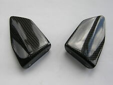 CARBON FIBRE Heel Plates Ducati 749 and 999