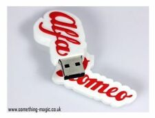 NEW Alfa Romeo Logo USB Flash Drive Memory Stick 4GB