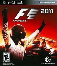 F1 2011 PLAY STATION 3 BRAND NEW STILL SEALED