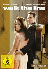 Walk the Line - Joaquin Phoenix - Reese Witherspoon - Johnny Cash - DVD OVP NEU