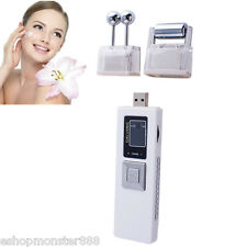 Facial Spa Beauty Device Galvanic Microcurrent skin firming Anti ageing Massager