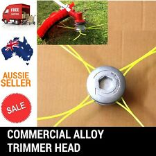 NEW UNIVERSAL ALLOY LINE TRIMMER HEAD WHIPPER SNIPPER BRUSHCUTTER BRUSH CUTTER