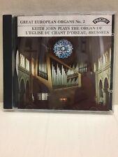 Great European Organs No 2 Keith John Plays Organ L'Eglise Du Chant D'Oiseau