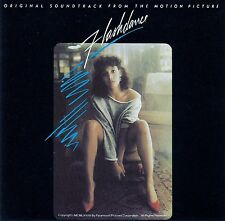 FLASHDANCE - ORIGINAL SOUNDTRACK FROM THE MOTION PICTURE / CD - TOP-ZUSTAND