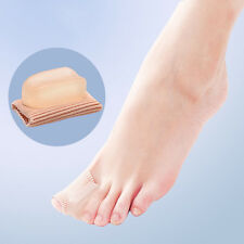 New Silicone Gel Tube Toe Separators Spacers Alignment Bunion Pain Relief