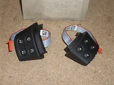 Seat Ibiza steering wheel multi function buttons set 6L0959537B New genuine Seat