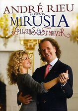 ANDRE RIEU / MIRUSIA : ALWAYS & FOREVER     -  DVD -  Region Free  UK - New