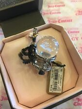 NEW 2010 JUICY COUTURE LOVE FORTUNE BALL CHARM YJRU4677