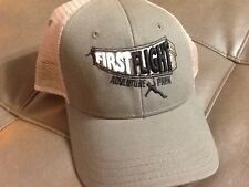 New First Flight Adventure Park Nags Head NC Outer Banks Embroidered Hat