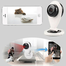 Wireless HD CCTV P2P IP Camera ONVIF Security 360 Rotation Night Vision IR