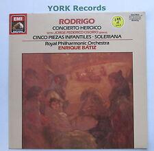 EL 27 0397 1 - RODRIGO - Concierto Heroico OSORIO / BATIZ RPO - Ex Con LP Record