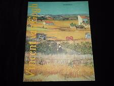 Vincent Van Gogh Paintings 1853-1890 Rijksmuseum Amsterdam catalogue 1990