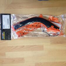 KTM  SXF 250 350 400 450 505 525  2016-2017  ACERBIS ORANGE & BLACK FRAME GUARDS