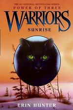 Warriors: Power of Three #6: Sunrise, Erin Hunter, First edition. Very Good in V