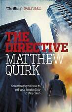 The Directive by Matthew Quirk (Paperback, 2015)